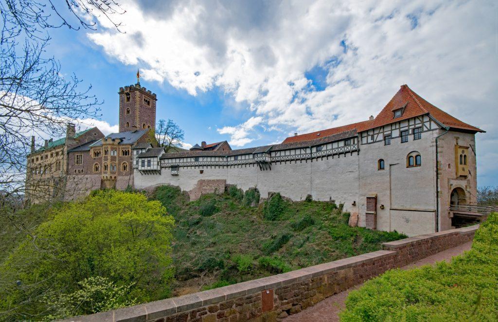 Foto der Wartburg (Thüringen)